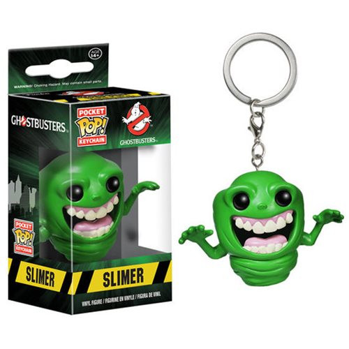 Funko: Ghostbusters Pocket Pop! Keychain Series