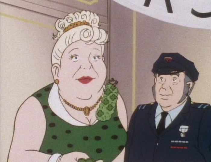 Mayor's Wife