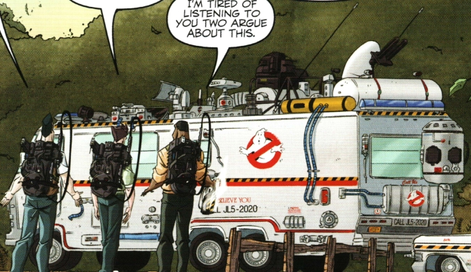 Ecto-2 (IDW)