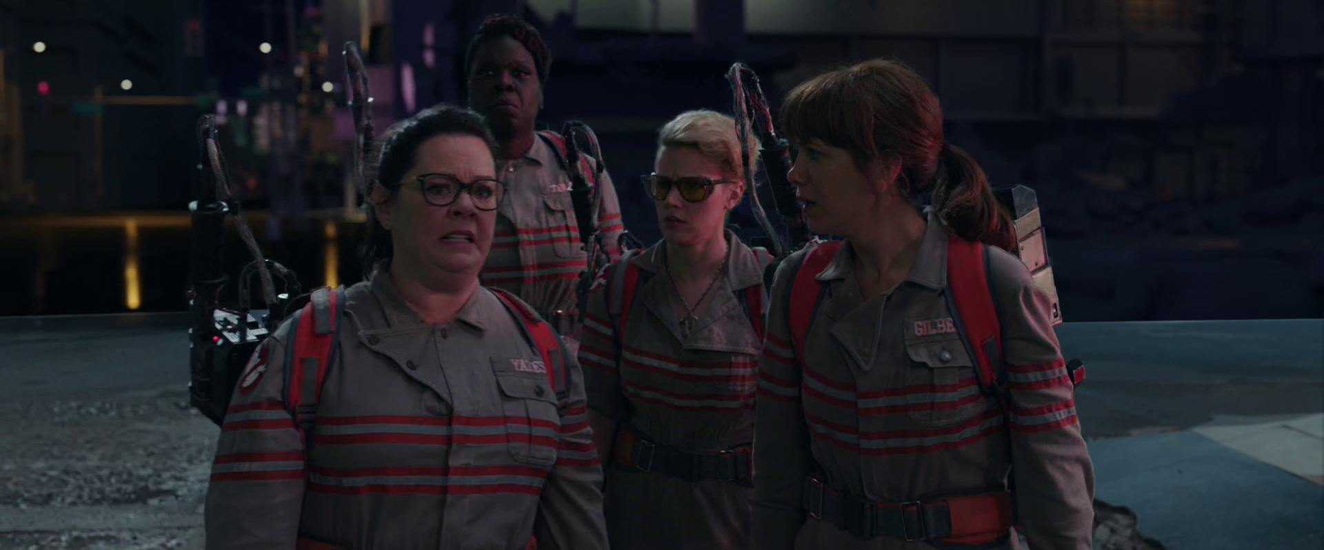 Ghostbusters (2016 Movie) (Deleted Scene): So Glad You Came Back