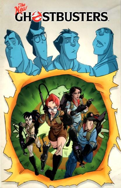 IDW Publishing Comics- Ghostbusters Volume 5 TPB