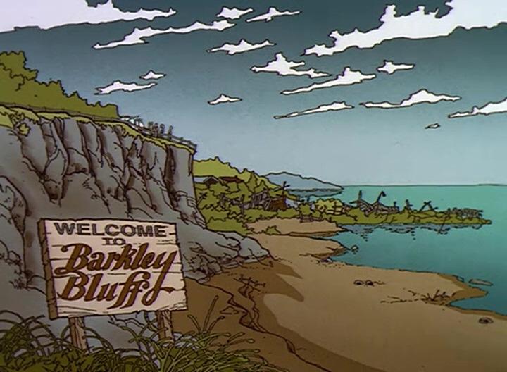 Barkley Bluffs