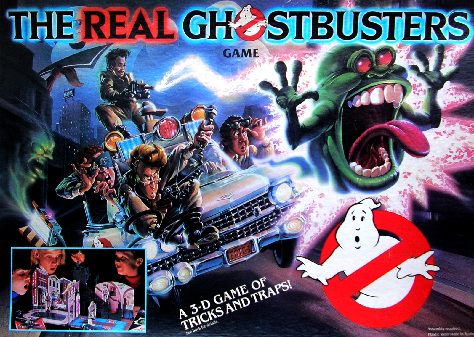 The Real Ghostbusters Merchandise Wave