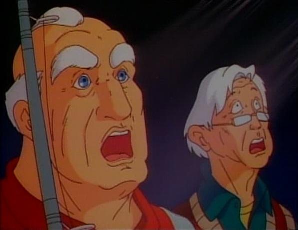 Bert and Eddie