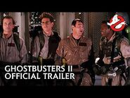 GHOSTBUSTERS II - Original Trailer (1989)
