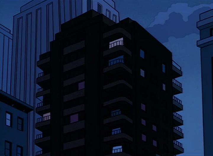 Brenner's Apartment