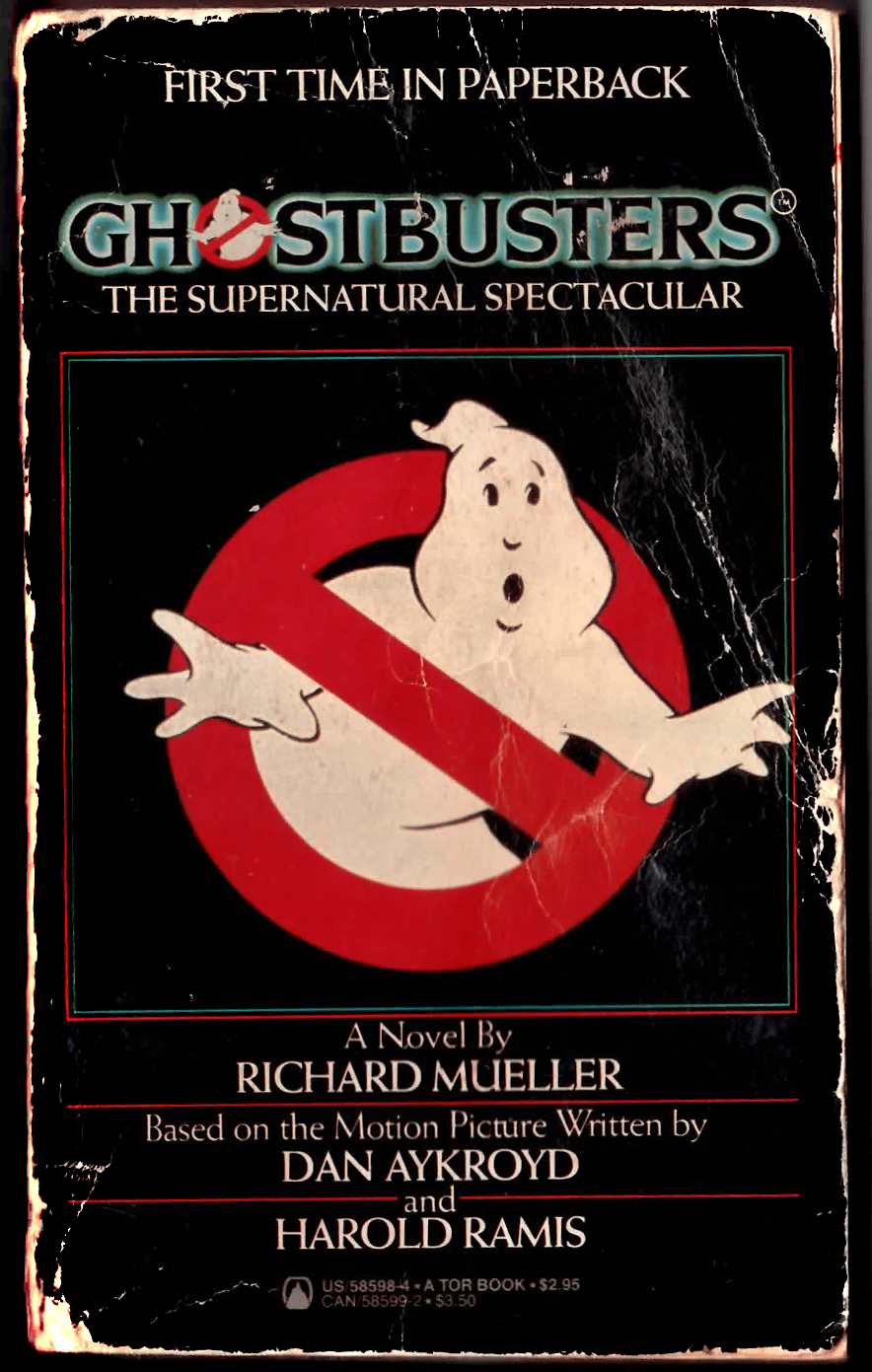 Ghostbusters: The Supernatural Spectacular
