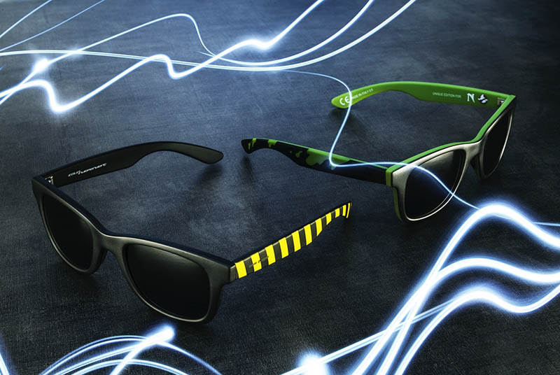 Italia Independent X Ghostbusters sunglasses line