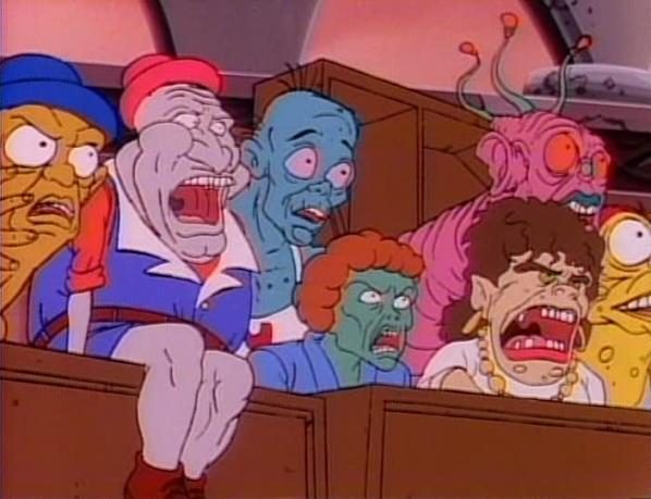 Ghostworld Jury