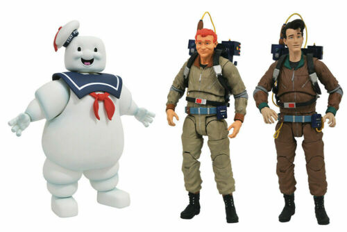 Diamond Select The Real Ghostbusters: Mr. Stay-Puft Action Figure