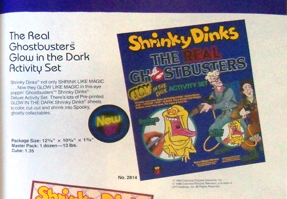 Colorforms The Real Ghostbusters related products