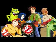 Extreme Ghostbusters Intro! - Animated Series - GHOSTBUSTERS