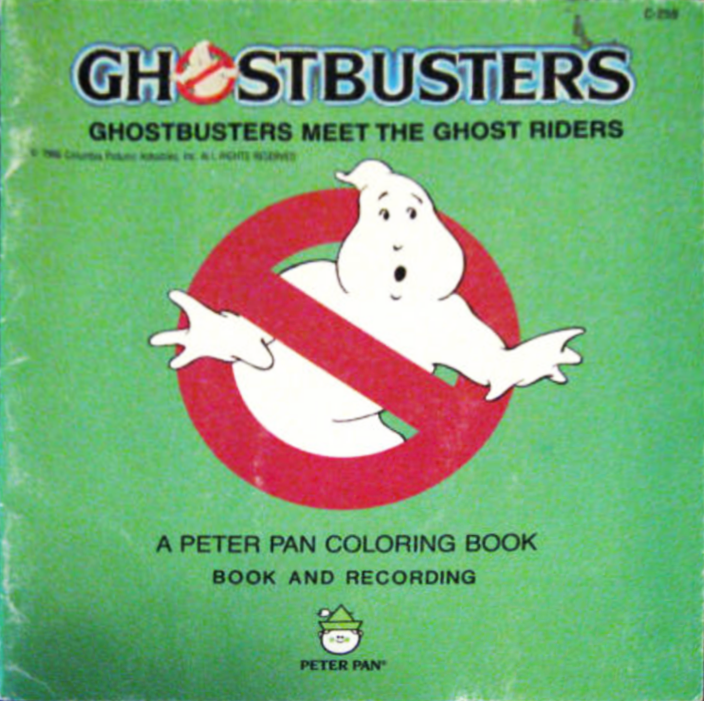 Ghostbusters Meet the Ghost Riders