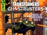 IDW Publishing Comics- Transformers/Ghostbusters: Ghosts of Cybertron 2