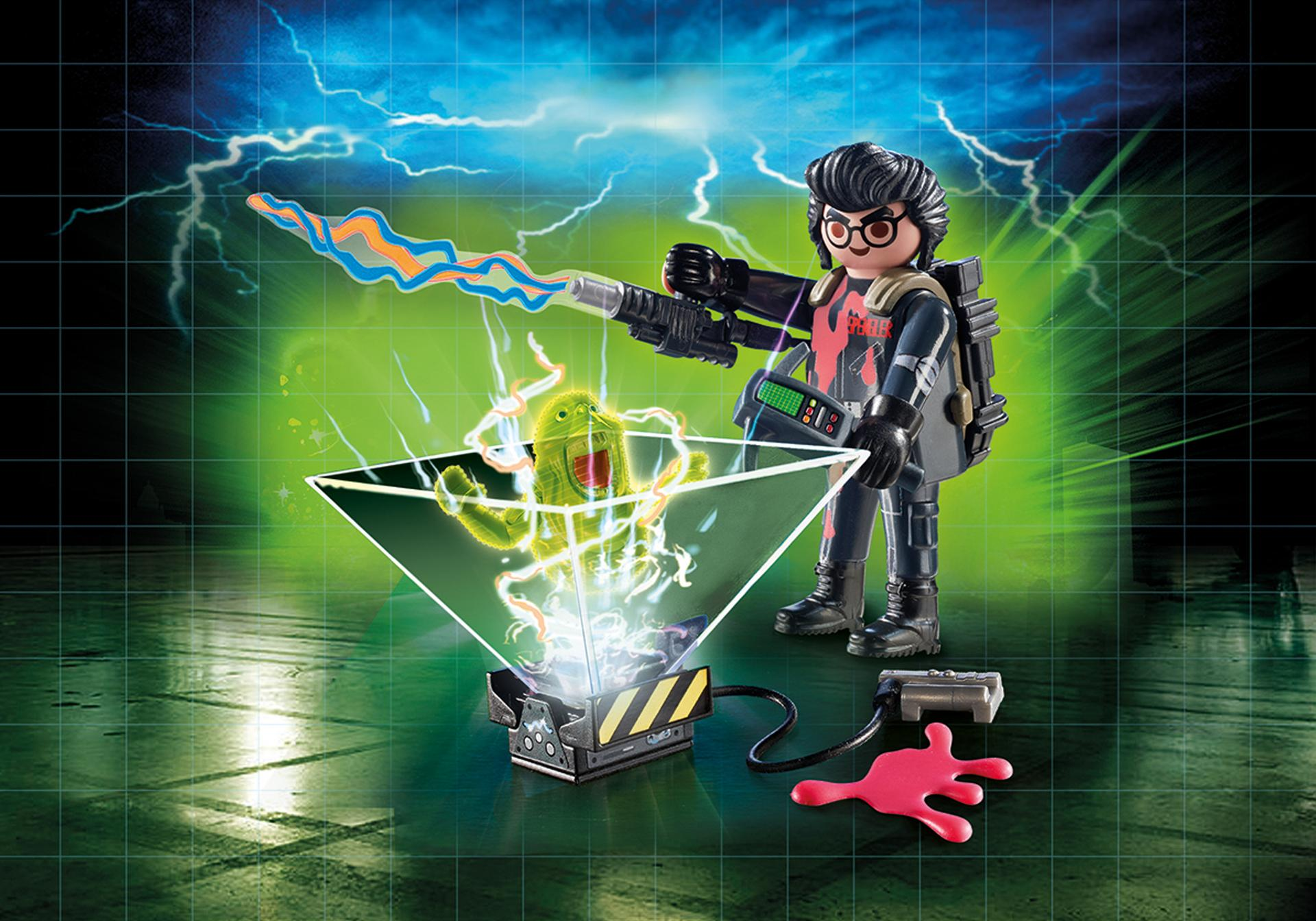 Playmobil: Ghostbuster Egon Spengler