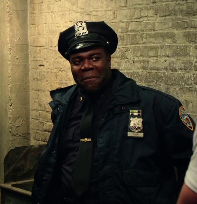 Basement Cop Tyson