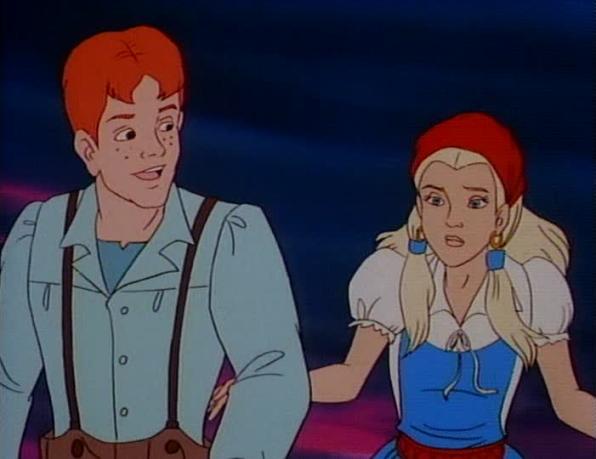 Josef and Natalia