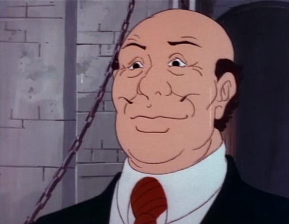 Mayor Lenny/Animated