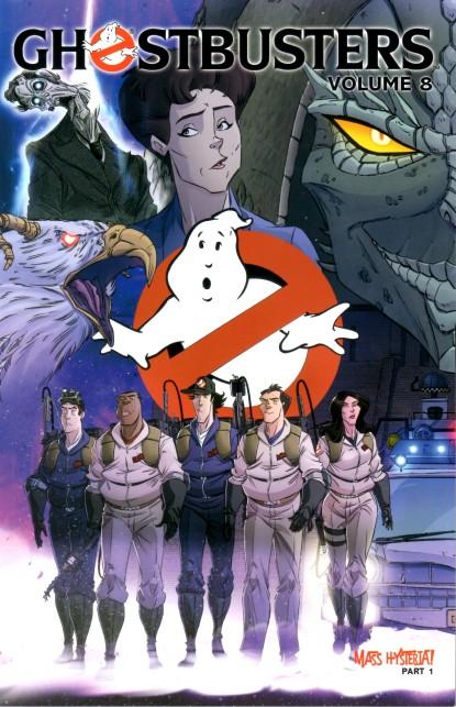 IDW Publishing Comics- Ghostbusters Volume 8 TPB