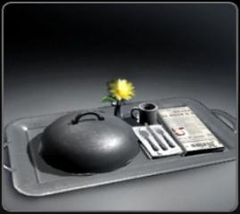 Gustav's Self-Service Tray