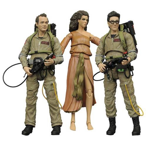 Diamond Select Ghostbusters: Egon Spengler Action Figure