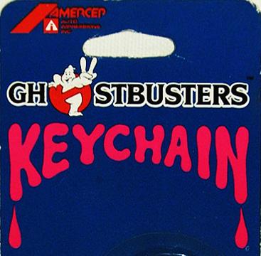 Amercep Ghostbusters Related Merchandise