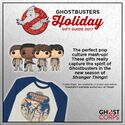 Pick5StrangerThingsGhostbustersCrossoverProductsForGhostCorpsGhostbustersHolidayGiftGuide2017Promotion