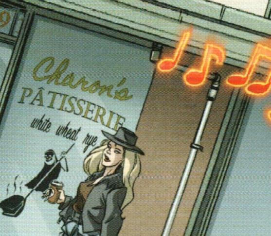Charon's Patisserie