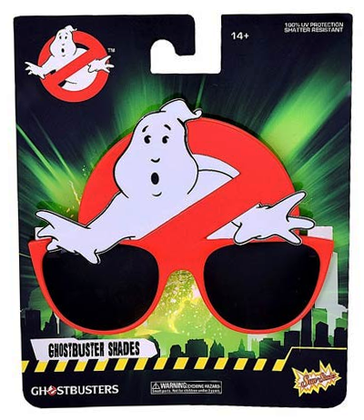 Ghostbusters Shades By Sun-Staches Products