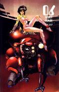 GITS manga jap chapter 6