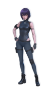 Ghost in the Shell SAC 2045 Motoko