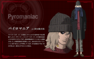 Ghost in the Shell Arise Character Design 23