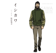 Ghost in the Shell Arise Character Design 05
