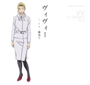 Ghost in the Shell Arise Character Design 16