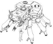 Kenbishi Standard Light Weight Tank