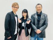 Ghost-in-the-Shell SAC-2045 Atsuko-Tanaka-(田中敦子) Akio-Otsuka-(大塚明夫) Koichi-Yamadera-(山寺宏一)