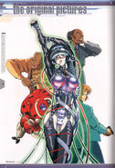Ghost in the Shell Official Art Book PSOne Version 74