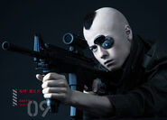 Ghost in the Shell Arise - Ghost is Alive 11