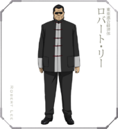 Ghost in the Shell The New Movie Character Design 25