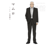 Ghost in the Shell Arise Character Design 14