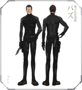 Ghost in the Shell The New Movie Character Design 07