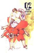 GITS manga jap chapter 2