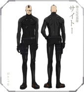 Ghost in the Shell The New Movie Character Design 06