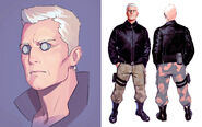 Ghost-in-the-Shell SAC-2045 Batou Concept-Art