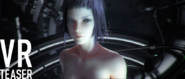 Ghost in the Shell Virtual Reality Diver Motoko