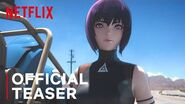 Ghost In The Shell- SAC 2045 - Teaser - Netflix