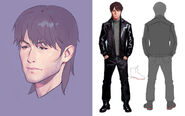 Ghost-in-the-Shell SAC-2045 Togusa Concept-Art