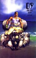 GITS manga jap chapter 9