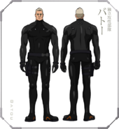 Ghost in the Shell The New Movie Character Design 03