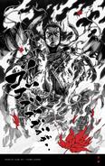 Ghost of Tsushima Poster 3 by Takashi Okazaki
